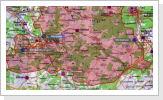 Wassergewinnung Ostalbkreis-Karte