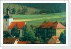 Grundschule und evangelische Kirche vom Norden2