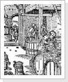 Chronik der Brauerei     1890 gegründet     1902 Brauerei zum goldenen Hirschen S.Barth     1905 Brauerei zum goldenen Hirschen G.Mailänder